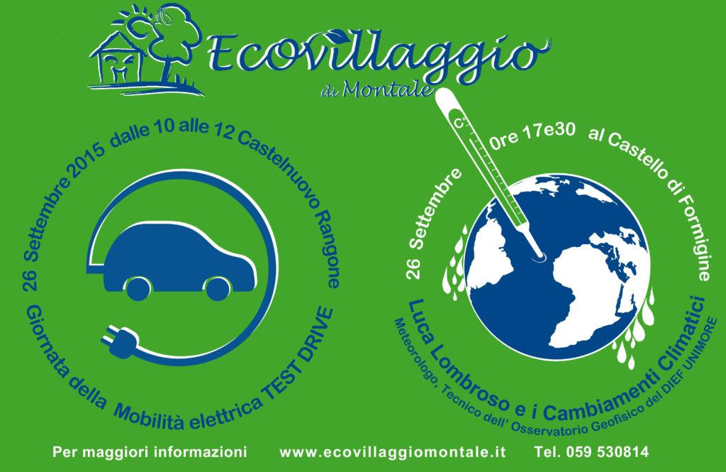 settimana europea della mobilità elettrica