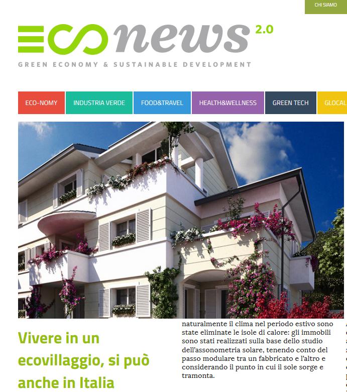 EcoNews articolo