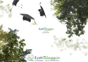 Card Ecovillaggio si laurea