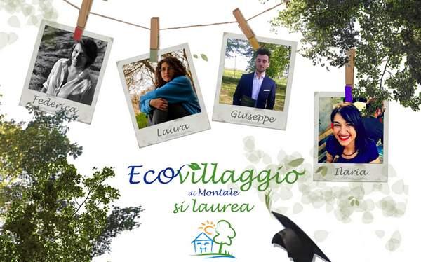 Ecovillaggio si laurea
