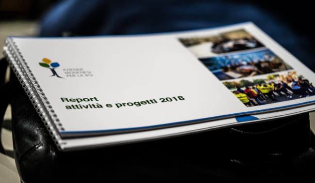 Report RSI - progetti 2018