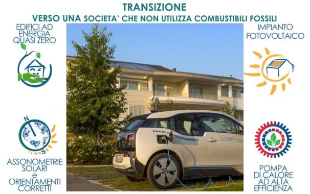 Ecovillaggio Montale Transizione energetica