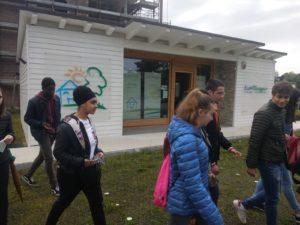 YEP_Studenti Cattaneo Deledda in Ecovillaggio Montale