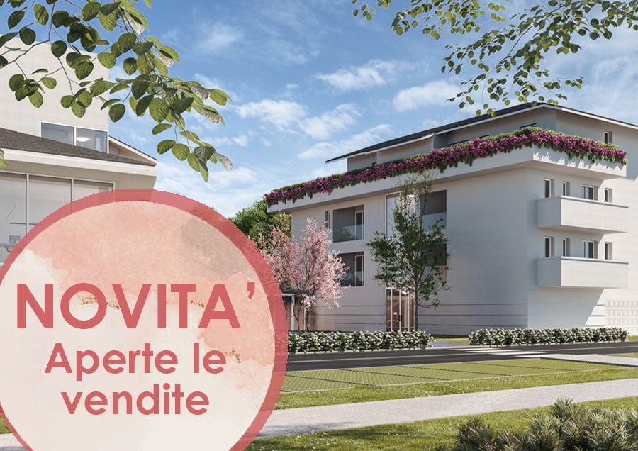 Appartamento 5, Lotto 13 <strong>APERTE LE VENDITE</strong>