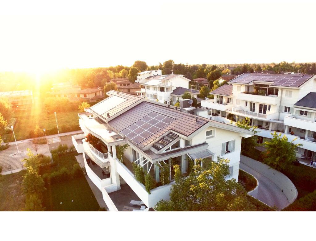 com'è fatta una casa ecologica