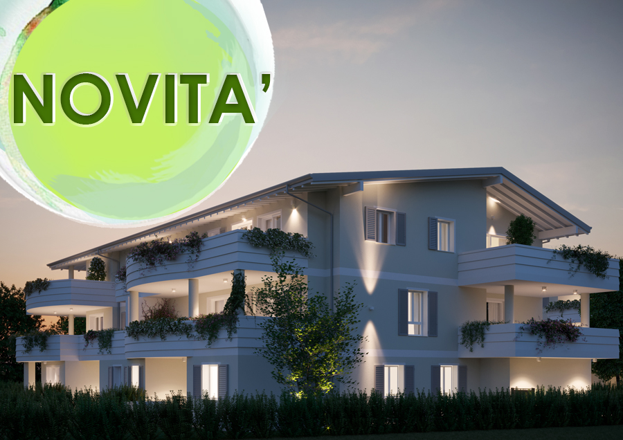 Appartamento 2, Lotto 8<strong> IN VENDITA</strong>