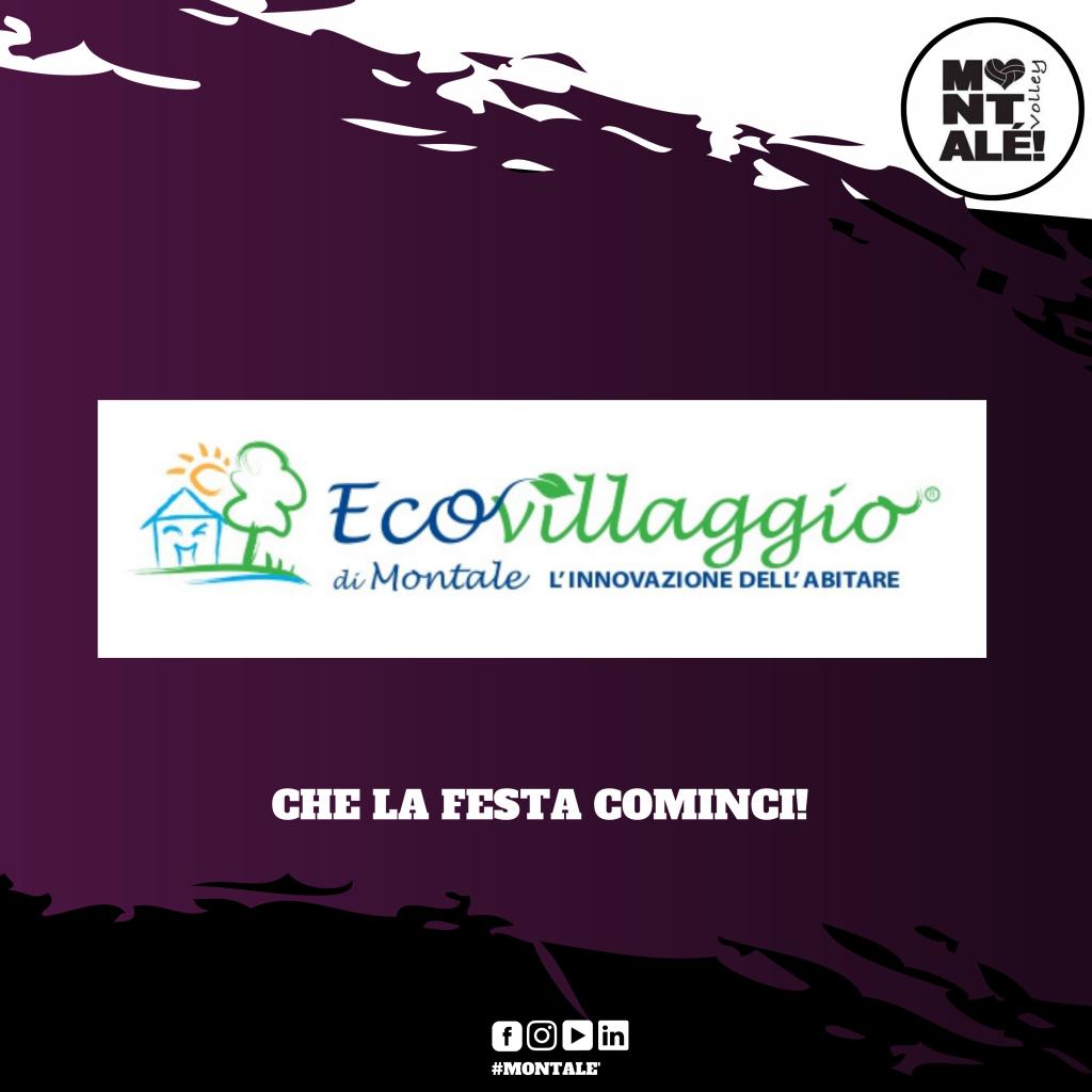 Ecovillaggio e Pallavolo Montale partnership