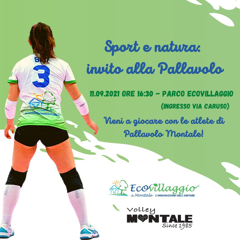 Evento Ecovillaggio e Volley Montale